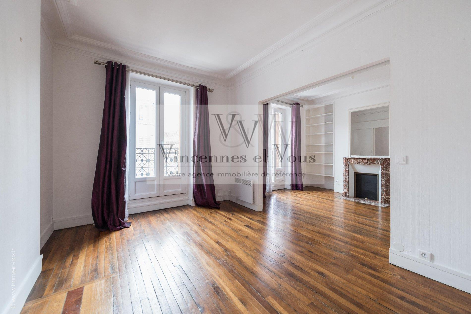 Photo 1 Vente Appartement  vincennes